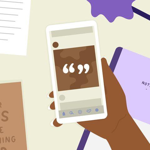 phone app illustration by bria benjamin