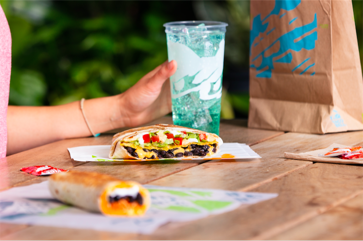 Taco Bell Is Launching Their Vegetarian Menu Nationwide On September 12