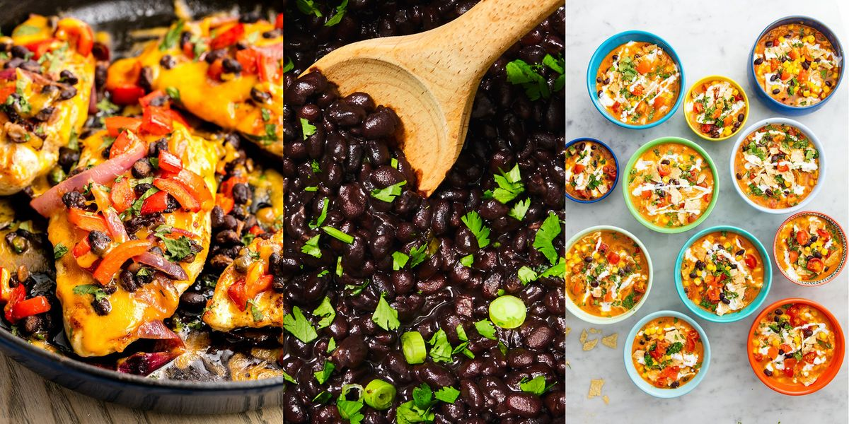 Black Bean Recipes That Prove The Store Cupboard Ingredient Is A Star