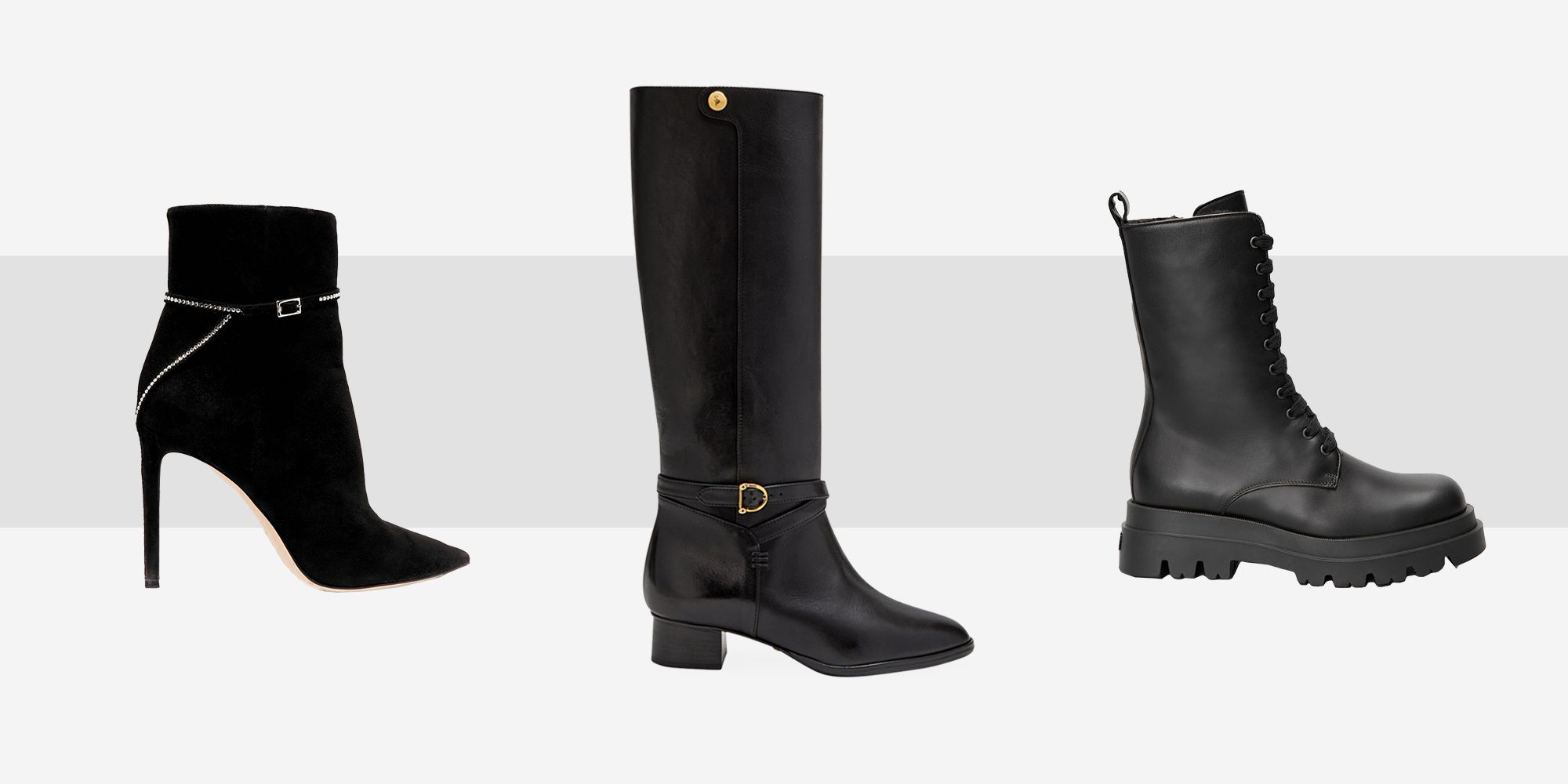 11 Best Black Boots for Women - Stylish