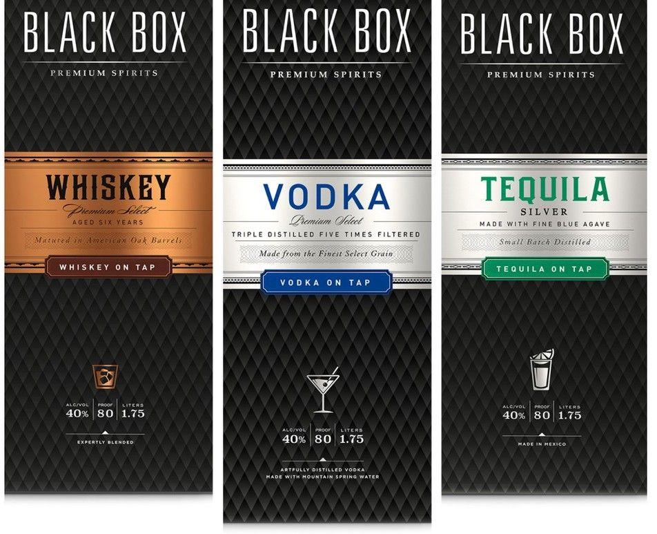 Top shelf vs premium liquor giveaways