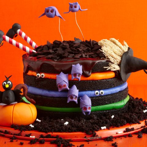 Halloween Cake Sale Ideas