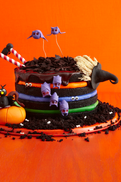 Halloween Cakes To Make At Home.33 Spooky Halloween Cakes Easy Halloween Cake Ideas