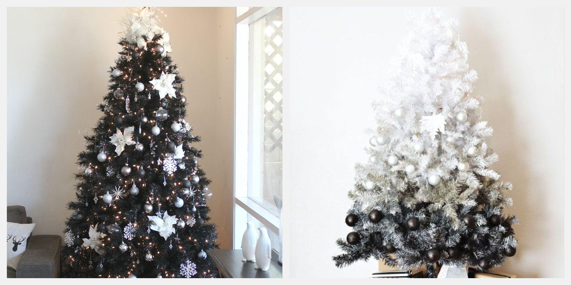 Best Black Christmas Tree Ideas Gorgeous Black Christmas Decor And Trees