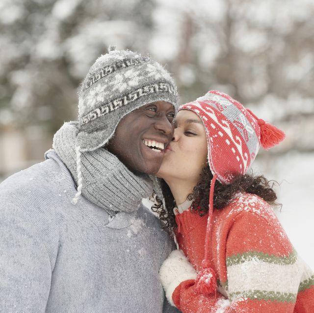 best winter engagement photo ideas