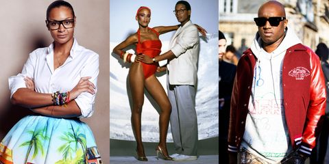 20 Black Fashion Designers Who Shaped History