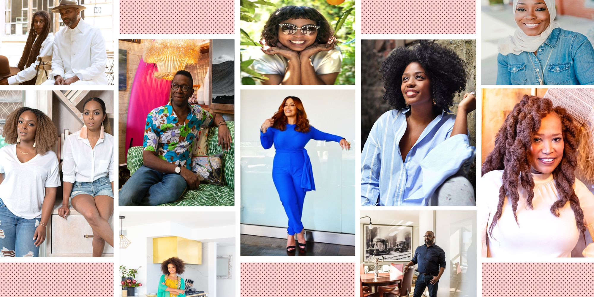 What Black Decorators Want You to Know About Navigating the Design Business Today
