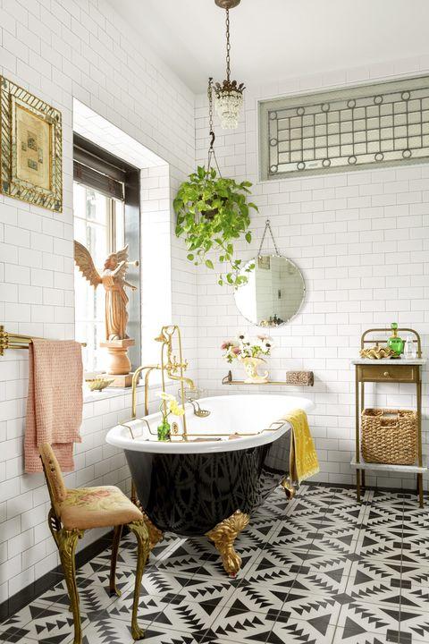 30 Best Clawfoot Tub Ideas for Your Bathroom - Decorating ...