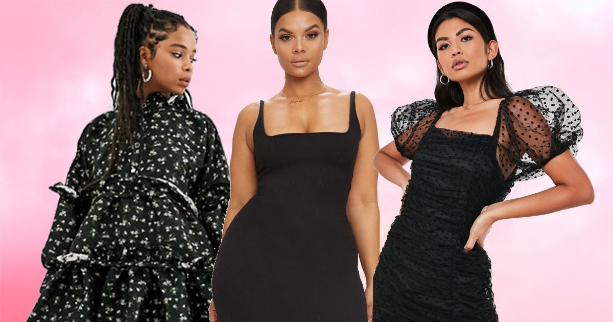 Best black dress to shop for every occasion
