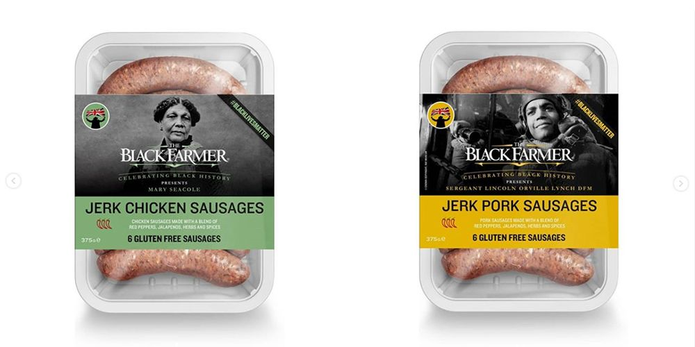 The Black Farmer Is Launching Two Caribbean-Inspired Sausages To Mark Black History Month
