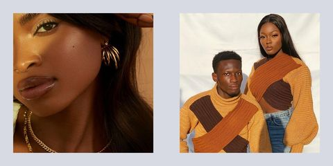 black fashion brands