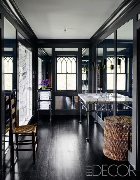 Black Flooring Black Wood Flooring