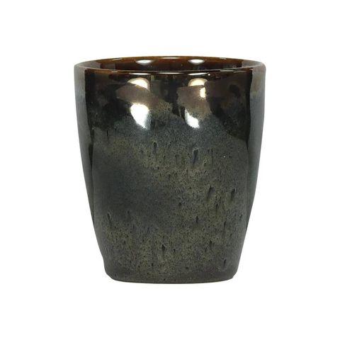 black friday 2020 hema deals mok   8 cm   porto   reactief glazuur   taupe
