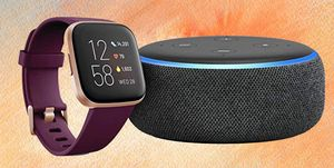 Amazon Echo Dot and Fitbit offer