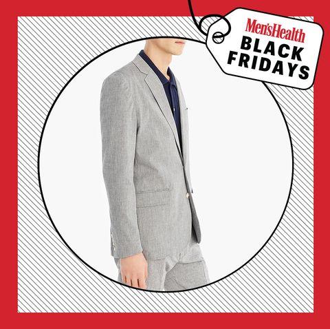 Clothing, Outerwear, Blazer, Jacket, Suit, Sleeve, Collar, Pattern, Design, Pattern,