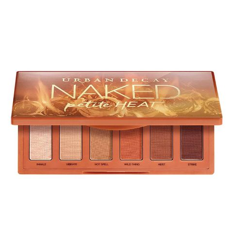 urban decay naked petite heat compact oogschaduw palette