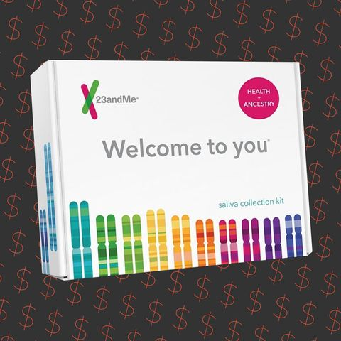 2fdee979a85 23AndMe Is 50% off (Its Lowest Price Ever!) for Black Friday