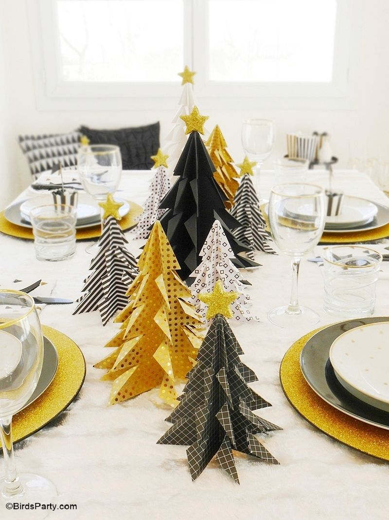 30 Christmas Table Decorations Place Settings Holiday Tablescapes
