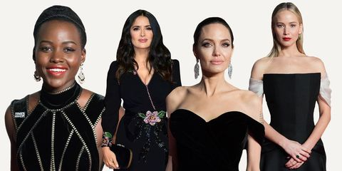 Timesup Confirms No Black Dress Code At Oscars Oscar Dresses