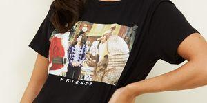 New Look Christmas Friends t-shirt