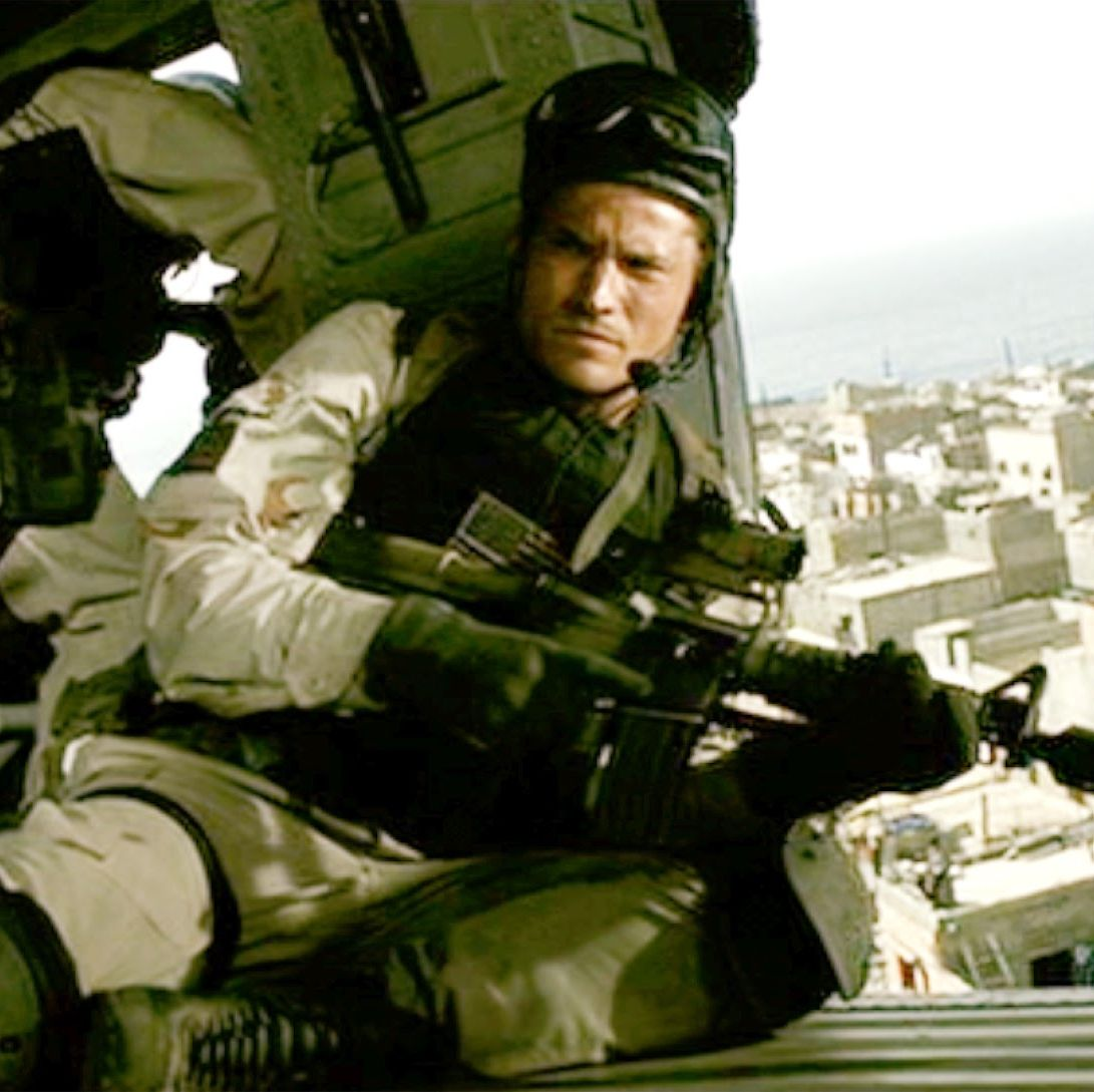 Black Hawk Down The 1993 Battle of Mogadishu—during with an American helicopter was downed during a raid on the Somalia city—is the subject of Ridley Scott's star-studded and tense thriller.