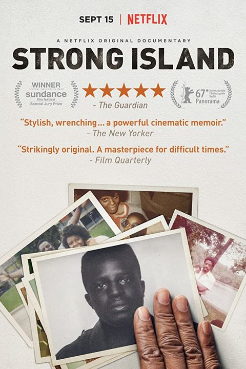 black history documentary strong island