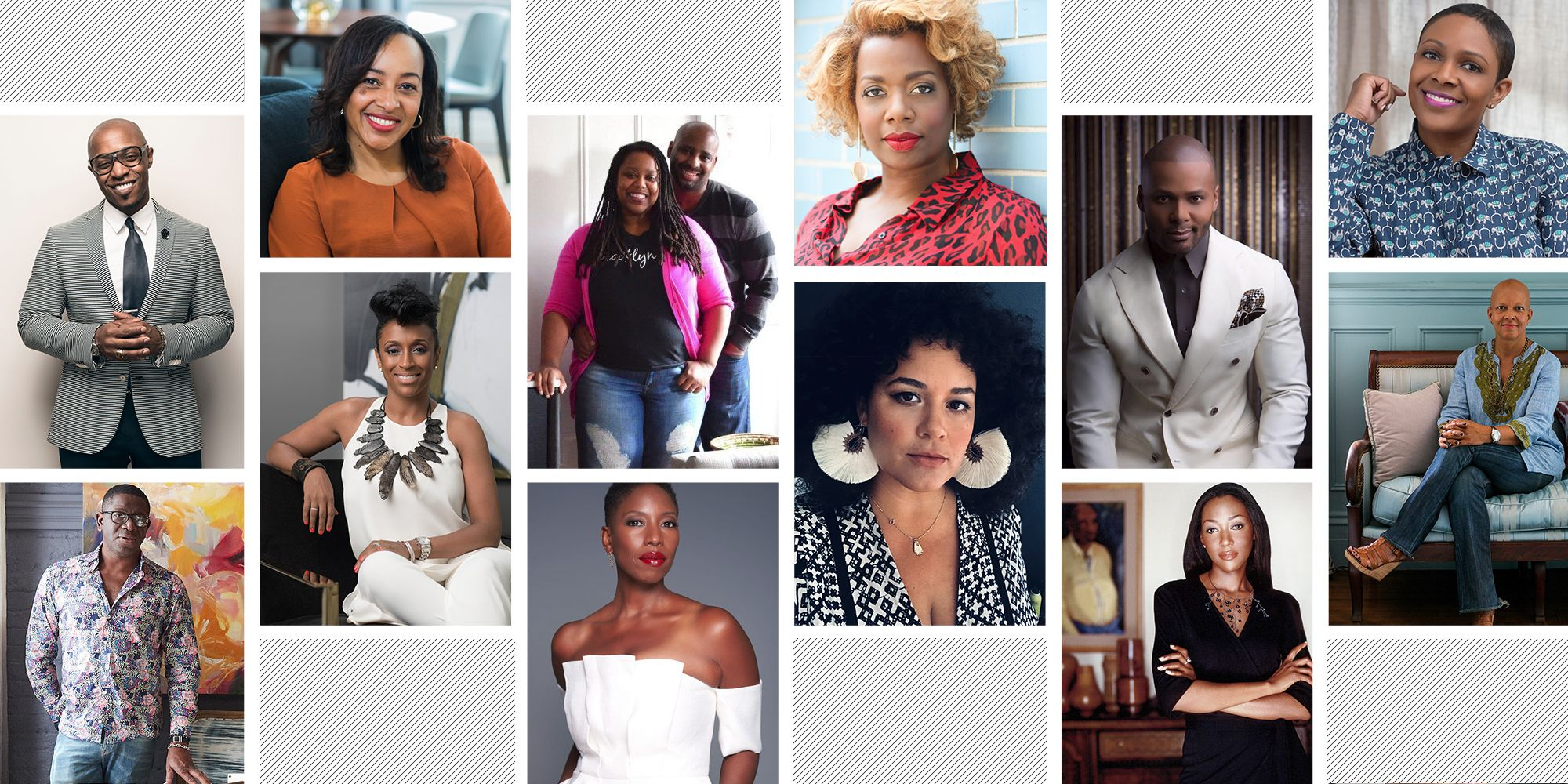 12 Black Designers Reveal the Career Advice That Transformed Their Lives