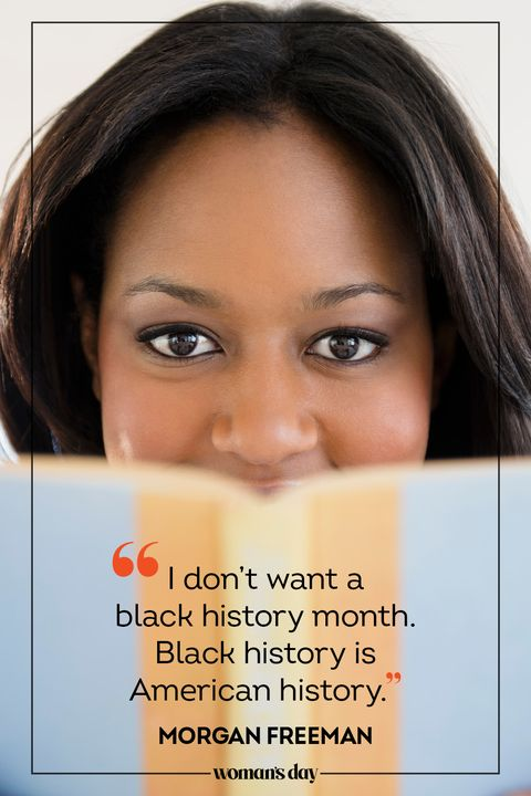 black history month quotes