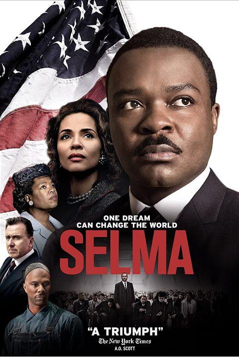 black history movies selma