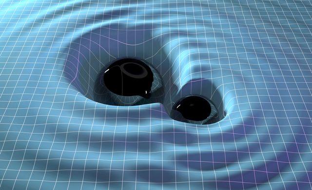 black holes and gravitational waves