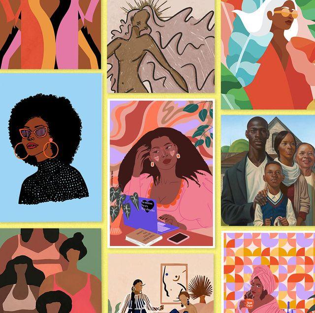 black instagram artists