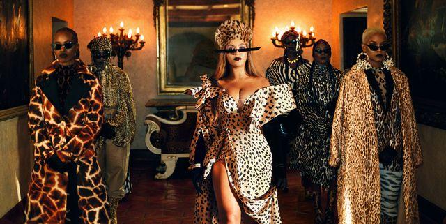 The Best Looks from Beyoncé's 'Black Is King' Visual Album