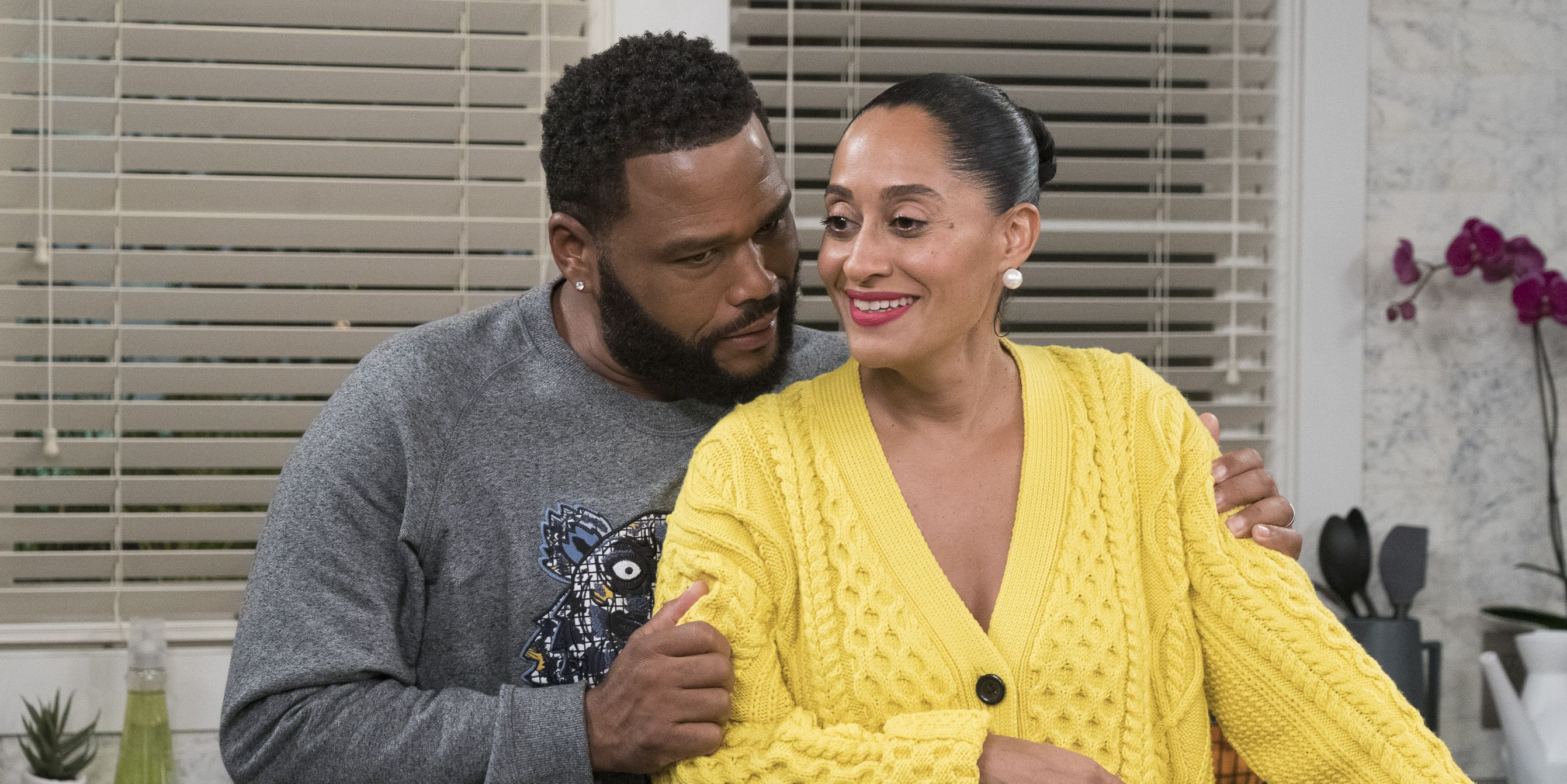 Tracee Ellis Ross May Soon Star in Her Own Black-ish Spin-Off