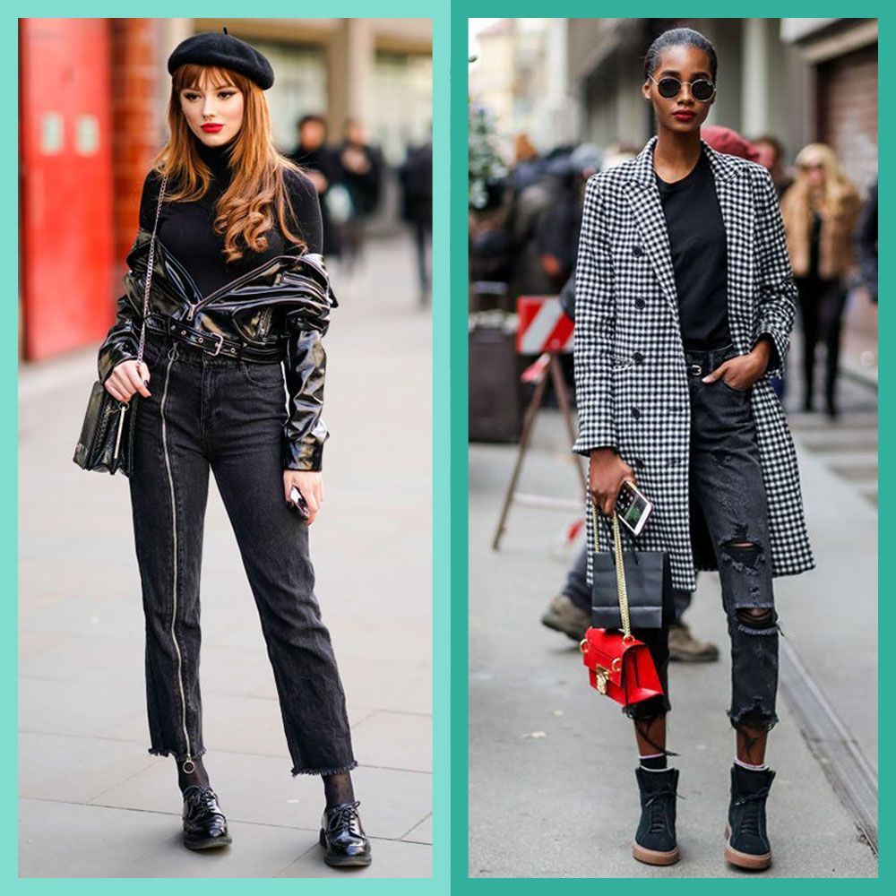 15 Stylish Black-Jeans Outfit Ideas to Switch Up Your Fall Wardrobe
