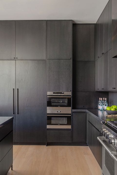 21 Black Kitchen Cabinet Ideas Black Cabinetry And Cupboards