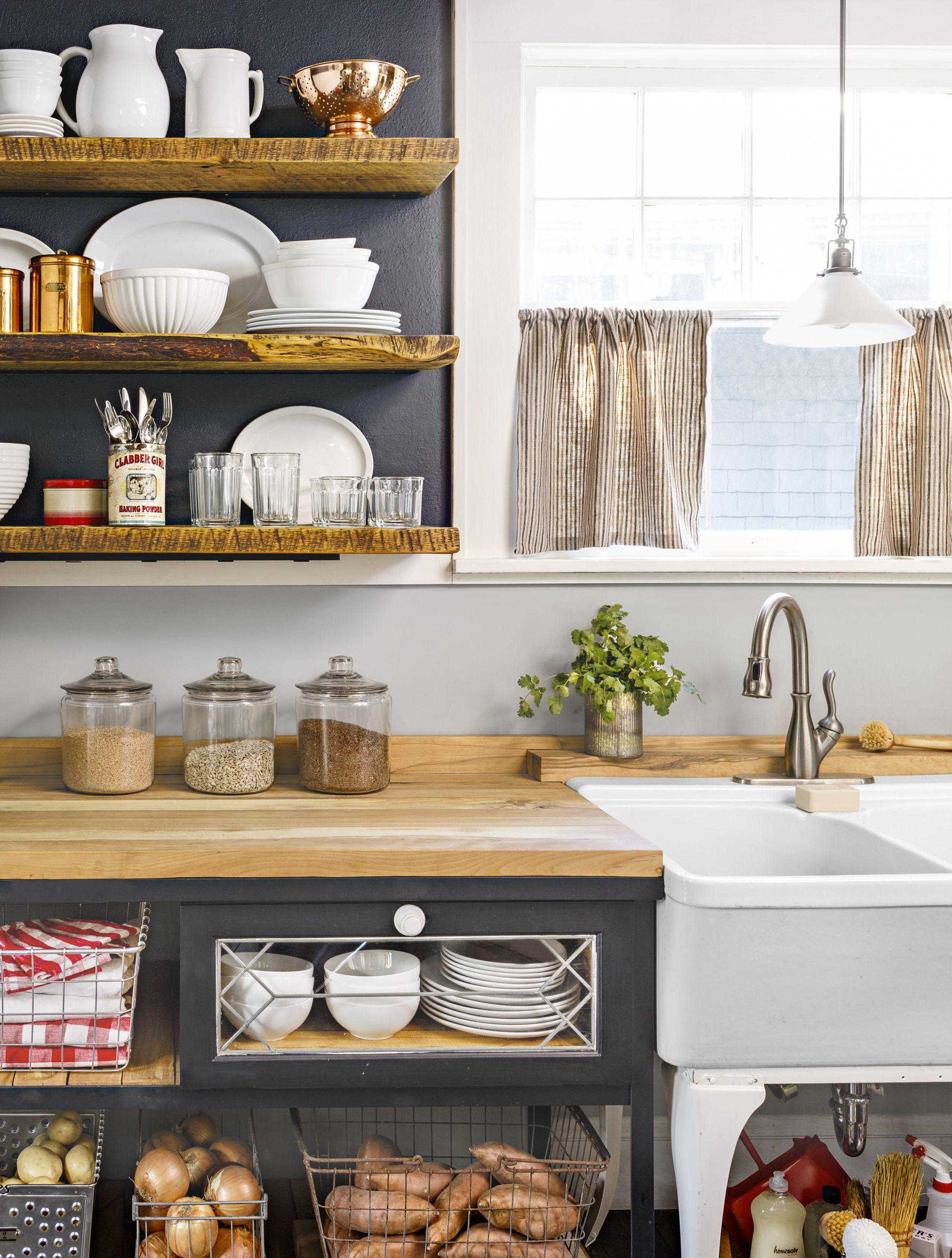 11 Black Kitchen Cabinet Ideas For 2020 Black Kitchen Inspiration