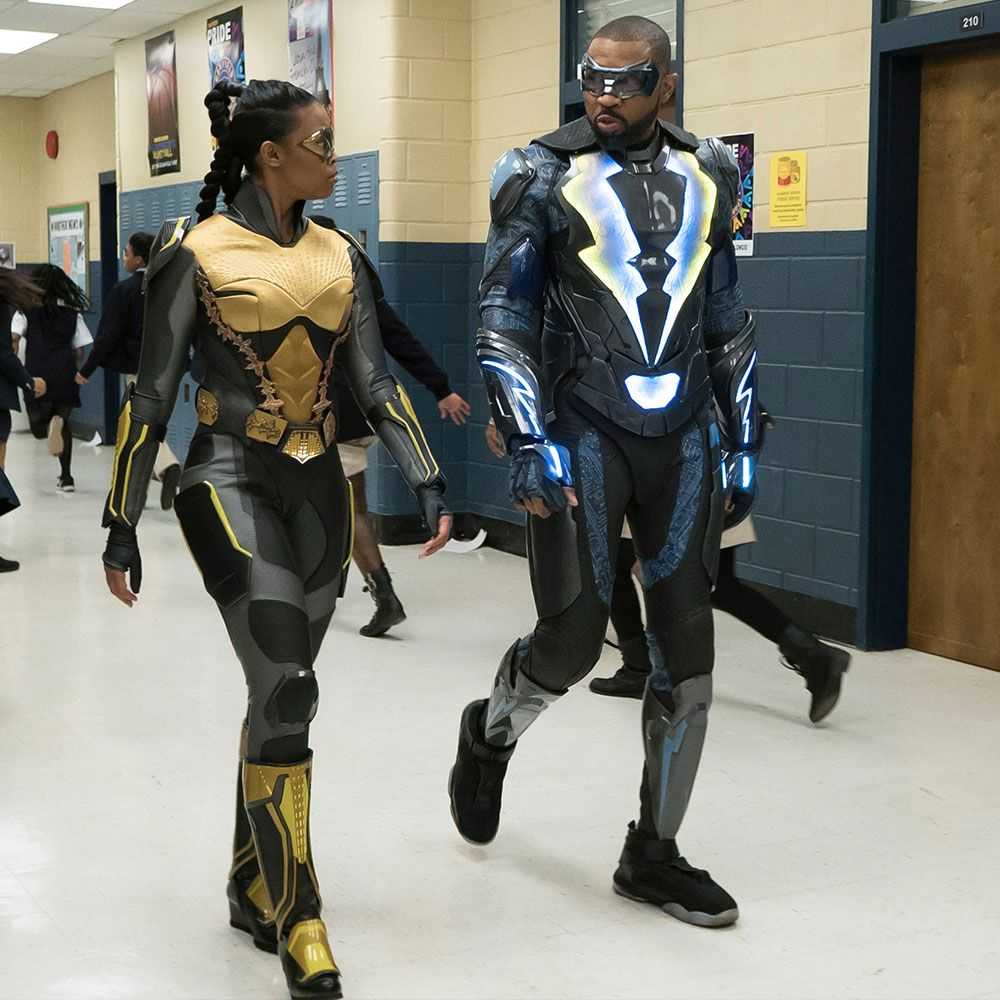 Black Lightning on The CW - best TV shows of 2018