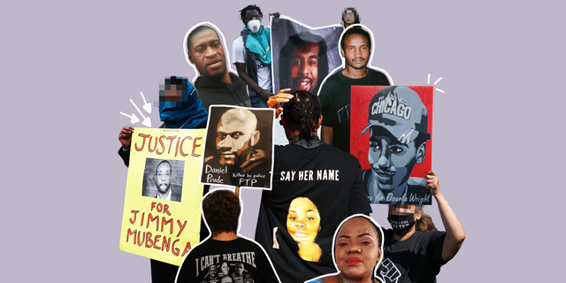 black lives we can't forget 1 year on from george floyd's murder