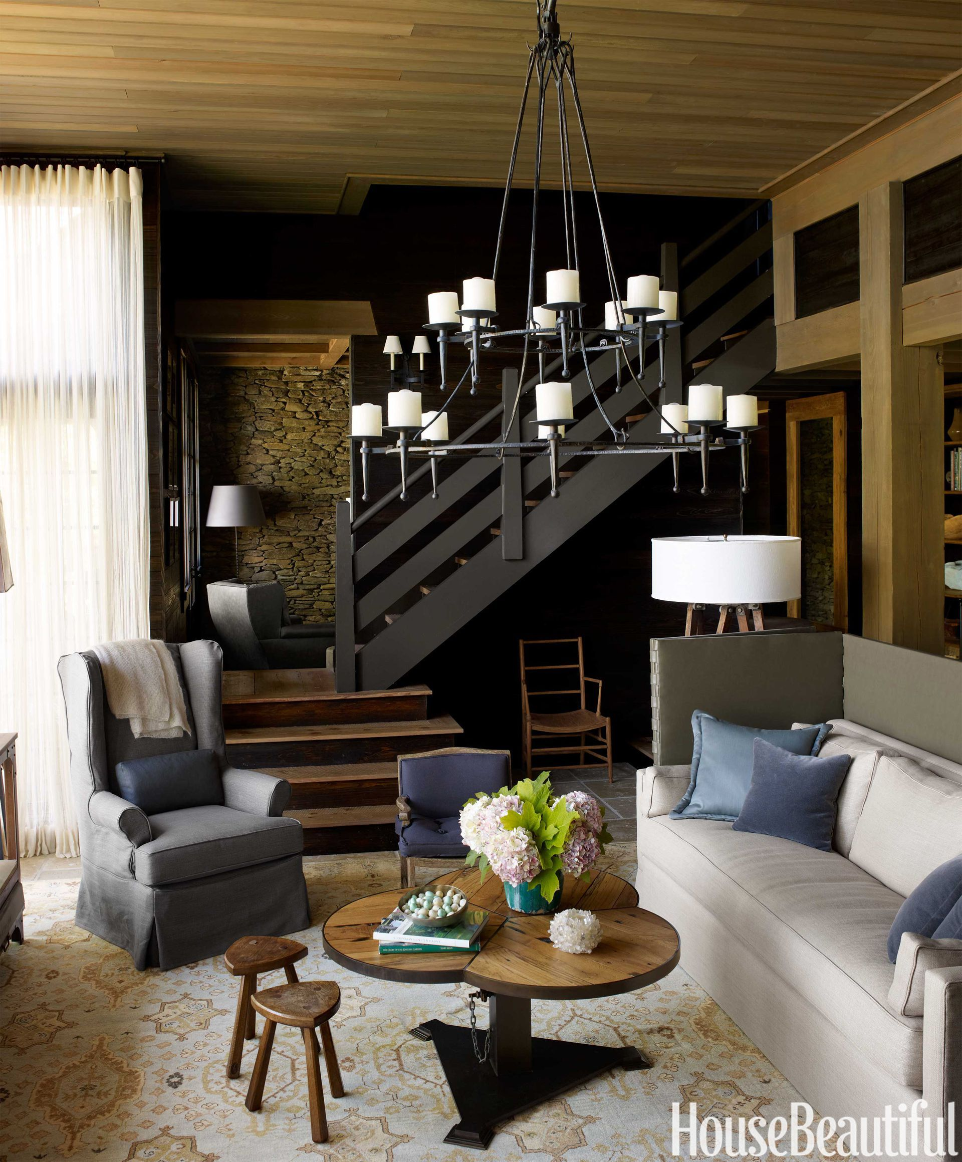 Charming Living Room Paint Color Ideas