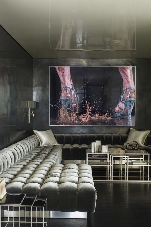 35 Black Room Decorating Ideas How To Use Wall Paint