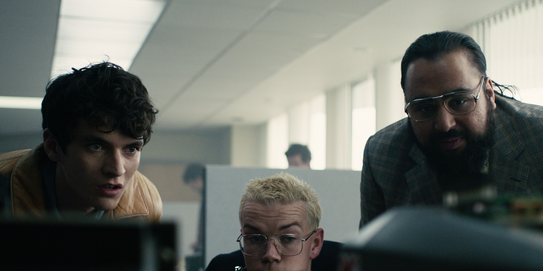 Black Mirror Bandersnatch Netflix Pelicula