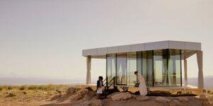Black Mirror se graba en La Casa del Desierto