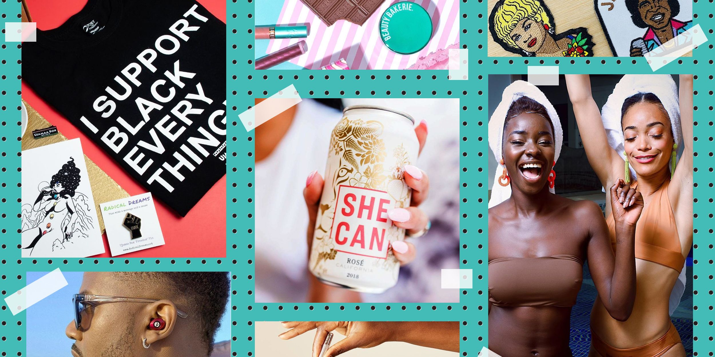 20 Black-Owned Businesses to Support Every Day