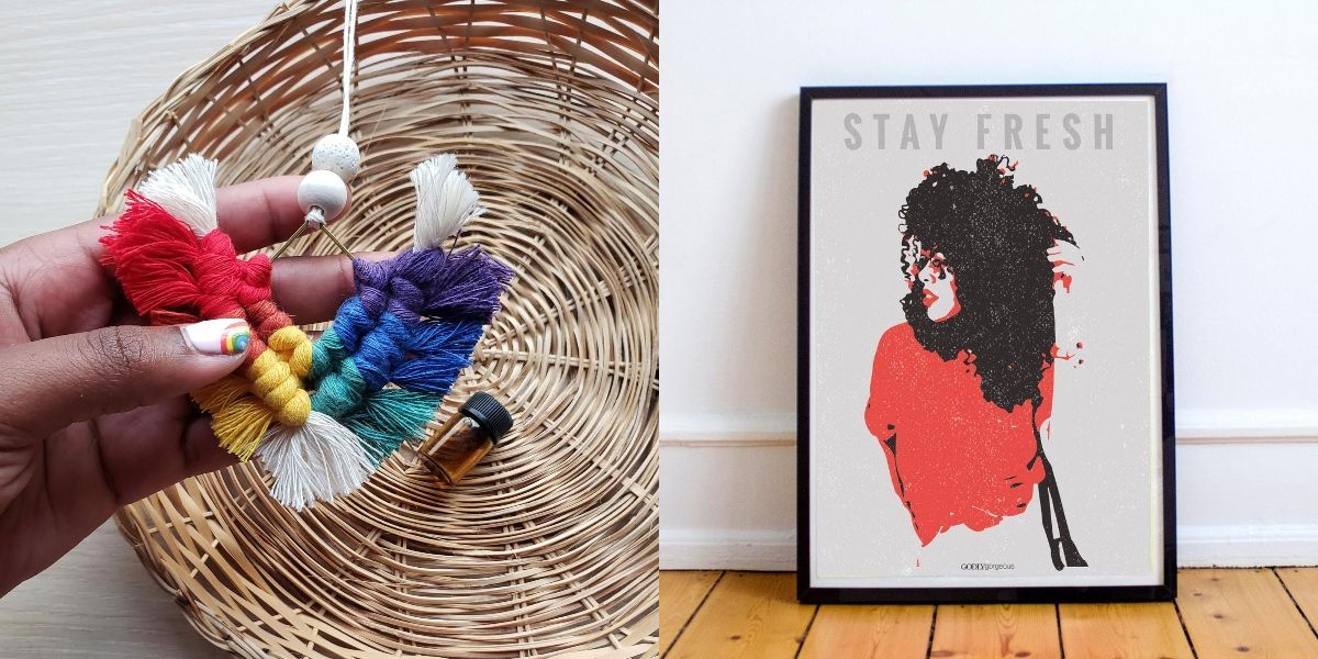 21 Black Owned Etsy Shops For Gifts Art And Home Decor