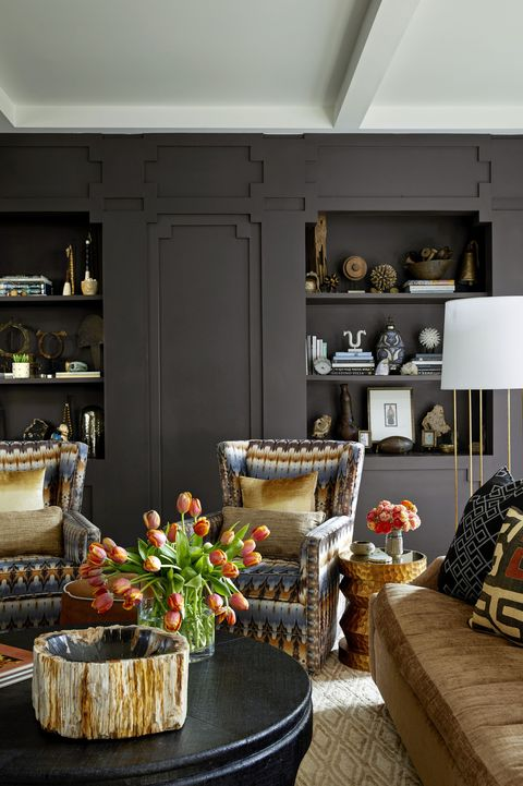 Interesting Living Room Paint Color Ideas: 25 Best Living Room Color Ideas
