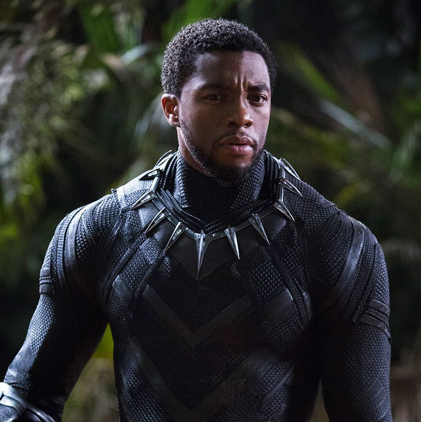 Black Panther Marvel's record-breaking blockbuster brought fresh life into the superhero genre earlier this year. Chadwick Boseman stars as T'Challa, the king of the secretive African nation of Wakanda, who must fight to protect his homeland from outside forces that hope to use its natural resources for world domination.
