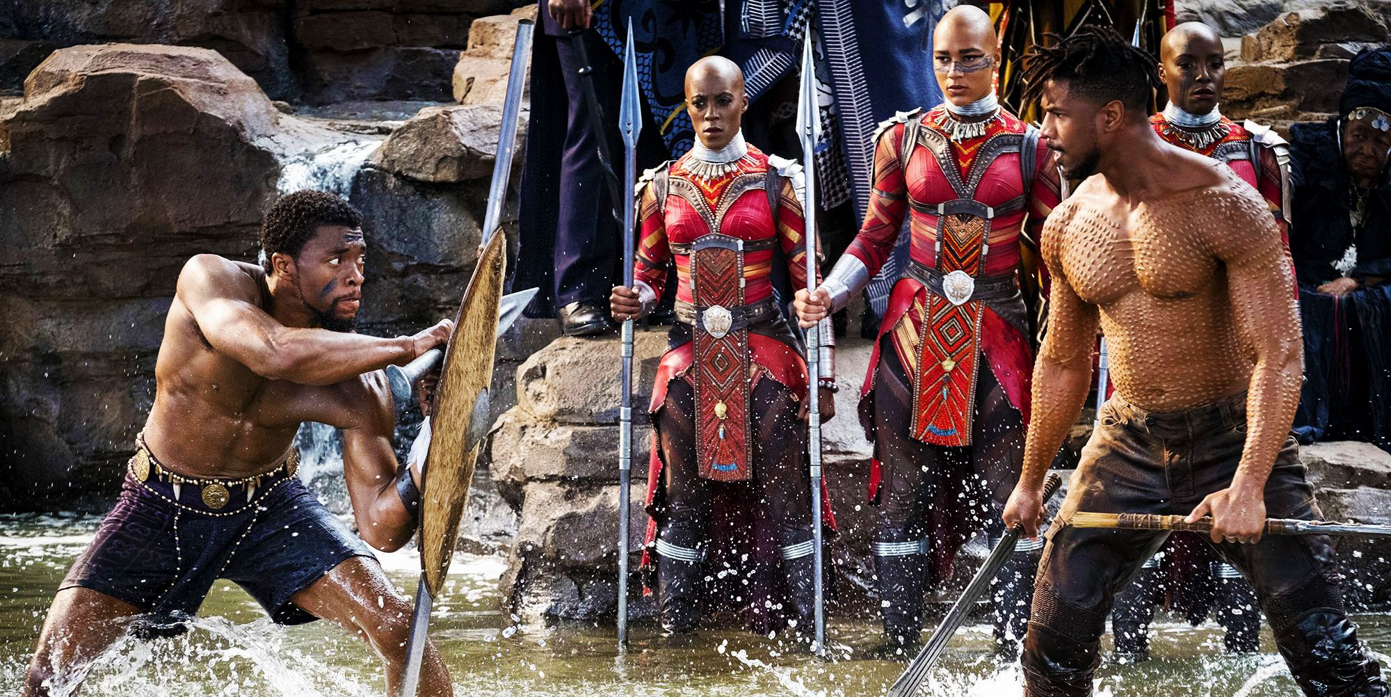 Black Panther S Political Message Was Too Conservative For Its