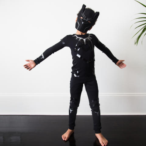 primary black panther costume