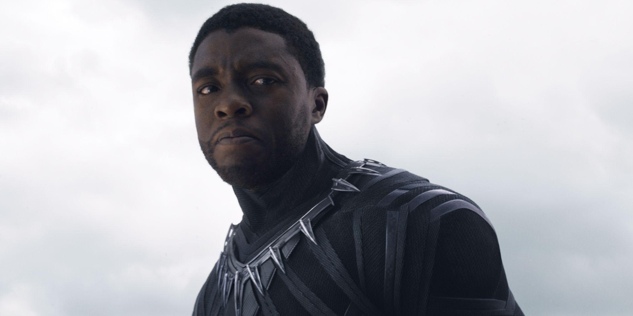 Black Panther Pantera Negra vengadores 4