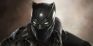 Black Panther Spiderman 3